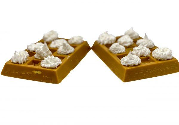 Crème Brulee Wax Waffle Melt