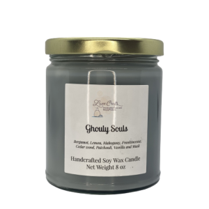 Ghoulie Souls Soy Wax Candle