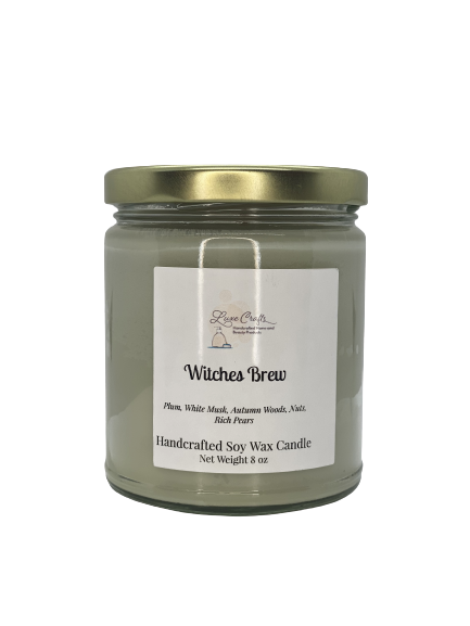 Witches Brew Soy Wax Candle