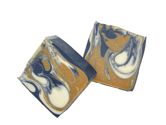 Activated Charcoal & Turmeric Artisan Soap