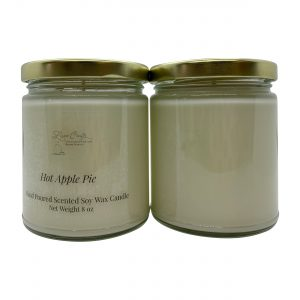 Hot Apple Pie Soy Wax Candle