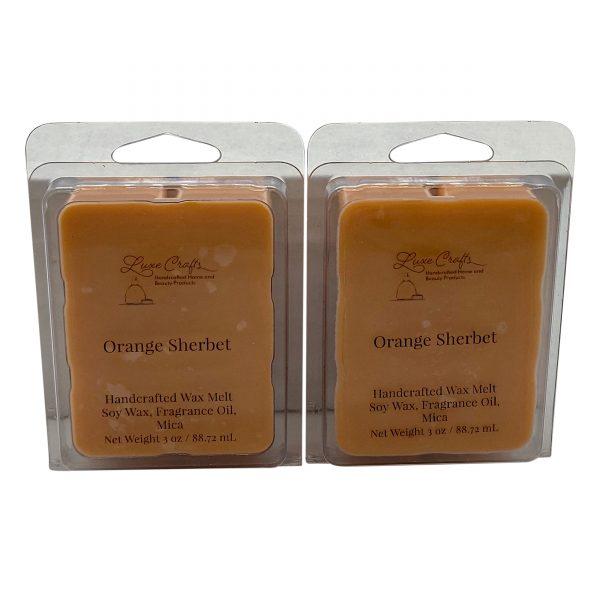 Orange Sherbet Wax Melts