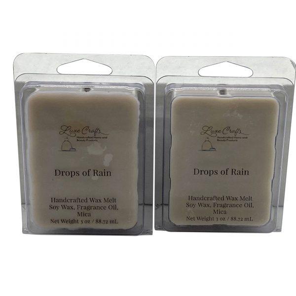 Drops of Rain Wax Melts