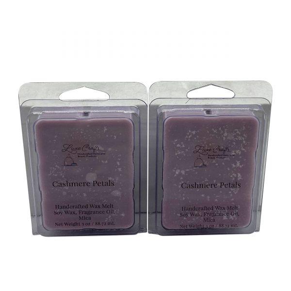 Cashmere Petals Wax Melts