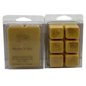 Balance and Glow Wax Melts