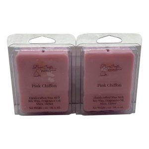 Pink Chiffon Wax Melts