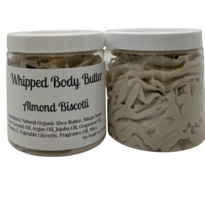 Almond Biscotti Whipped Body Butter