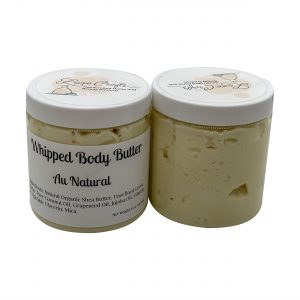 Au Natural Whipped Body Butter