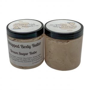 Brown Sugar Babe Whipped Body Butter