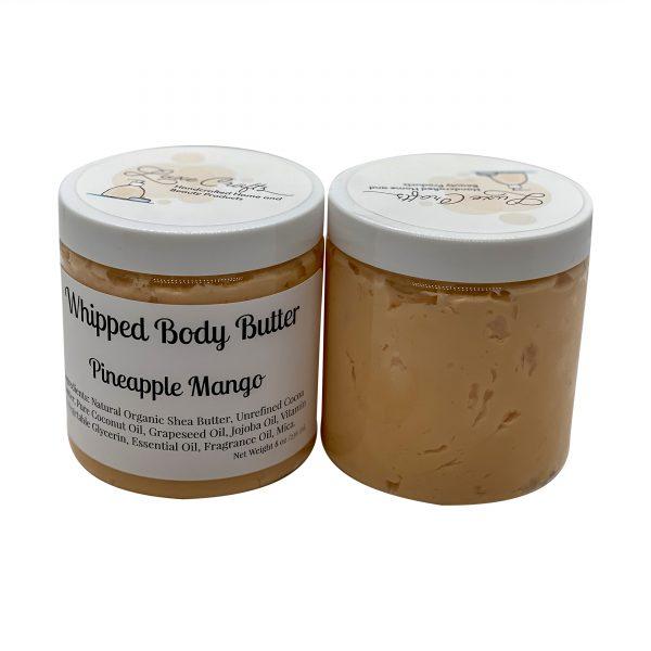 Pineapple Mango Whipped Body Butter
