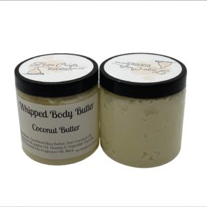 Coconut Butter Whipped Body Butter