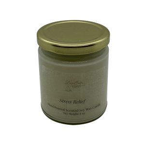 Stress Relief Soy Wax Candle