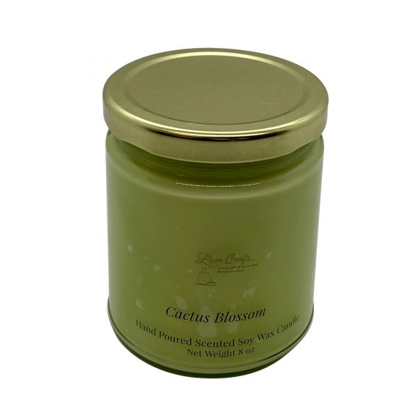 Cactus Blossom Soy Wax Candle