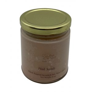 Pink Sands Soy Wax Candle