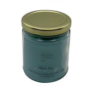 Black Sea Soy Wax Candle