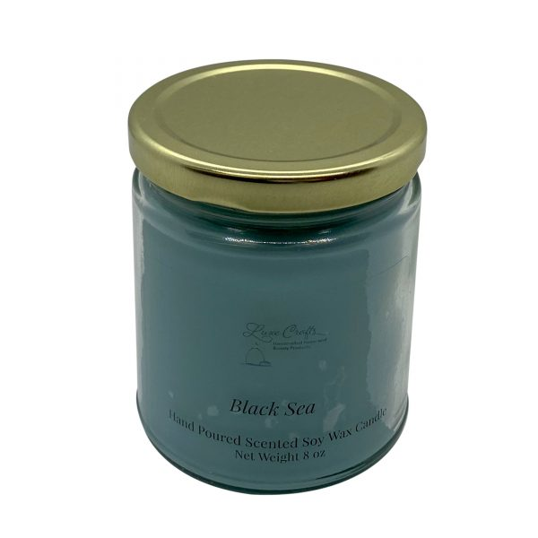 Black Sea Soy Wax Candle