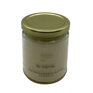 The Wild One Soy Wax Candle
