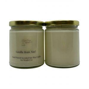 Vanilla Bean Noel Soy Wax Candle