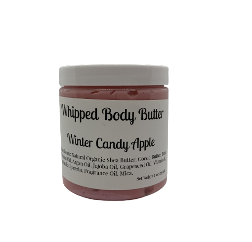 Winter Candy Apple Whipped Body Butter