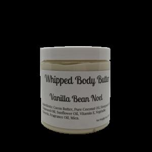 Vanilla Bean Noel Whipped Body Butter