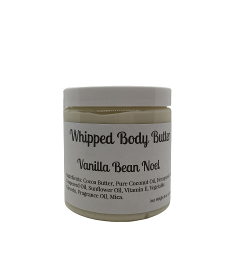 Vanilla Bean Noel Whipped Body Butter