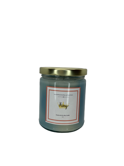 King Soy Wax Candle