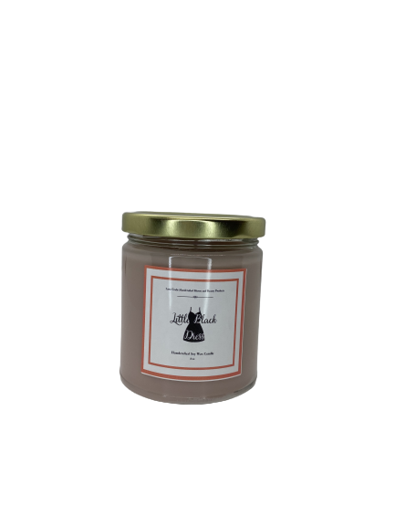Little Black Dress Soy Wax Candle