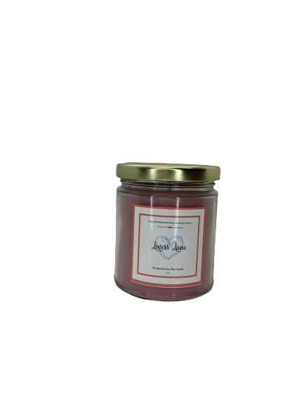 Lovers Lane Soy Wax Candle