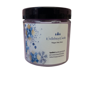 Winterberry Wonder Whipped Body Butter